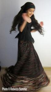 AG F+M: Salvador-Allende-Haus Tanzgruppe (Foto©Rebecca Sommer)