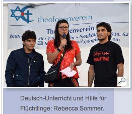 AG F+M Rebecca Sommer Neukoelln Opferfest
