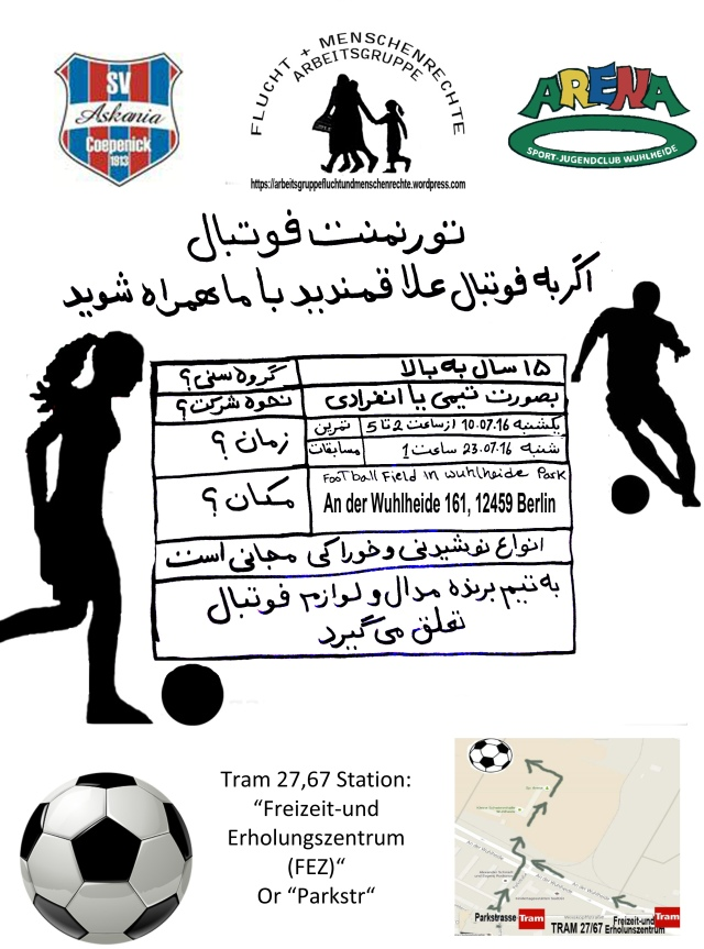 Fussball-FARSI-Final