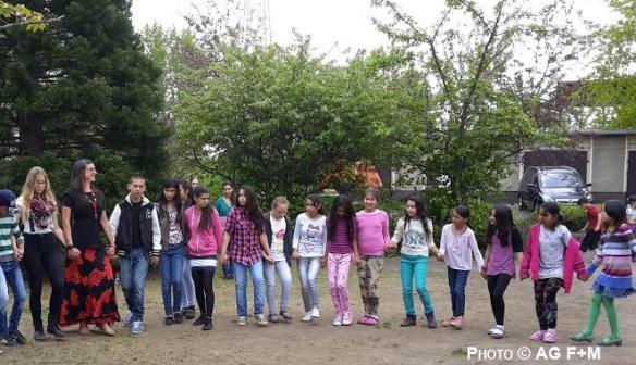 Rudower Strasse 18 -AG F+M Tanzgruppe2