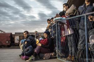 Das aktuelle Asylsystem trage dem außerordentlichen Migrationsdruck, dem Mitgliedsstaaten an den EU-Außengrenzen ausgesetzt sind, nicht ausreichend Rechnung, heben die Abgeordneten hervor. - ©UNHCR/Daniel ETTER
